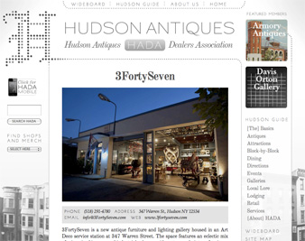 Hudson Antiques Dealeres Association
